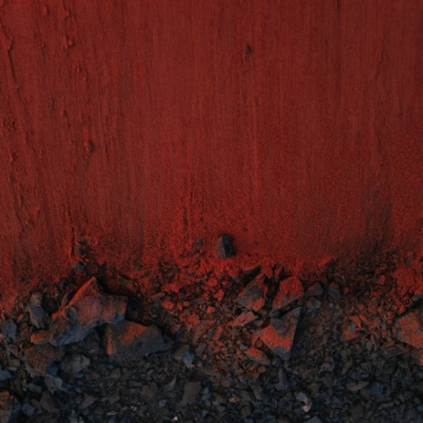 Black In Deep Red, 2014 - out now