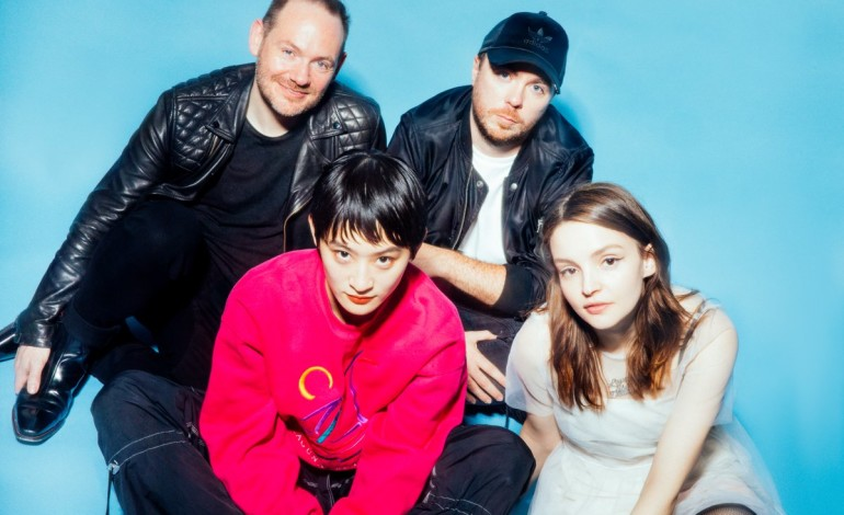 CHVRCHES Release New Collaborative Single 'Out Of My Head' With Wednesday Campanella