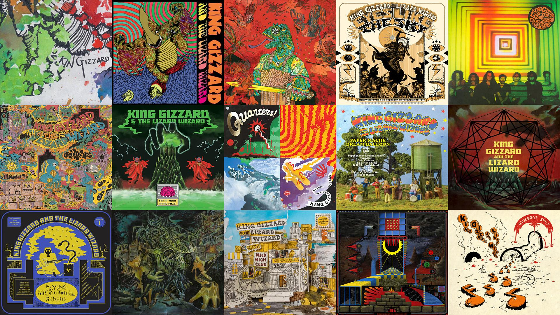 New King Gizzard Album : king gizzard and the lizard wizard are reissuing their first four albums ~ Russianpoet.info Haus und Dekorationen