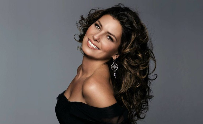 Shania Twain Hitting the Road in the UK and Ireland with 'Now' Tour