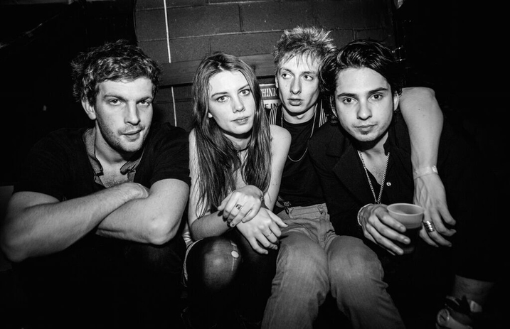 Wolf Alice Take Home the Mercury Prize 2018