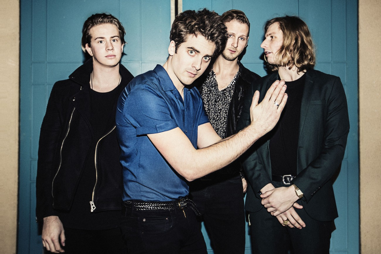 Circa Waves Performing Intimate Gigs across the UK