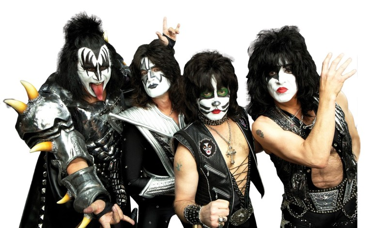 KISS Announce 2019 UK Dates as Part of 'End of the Road' Final Tour