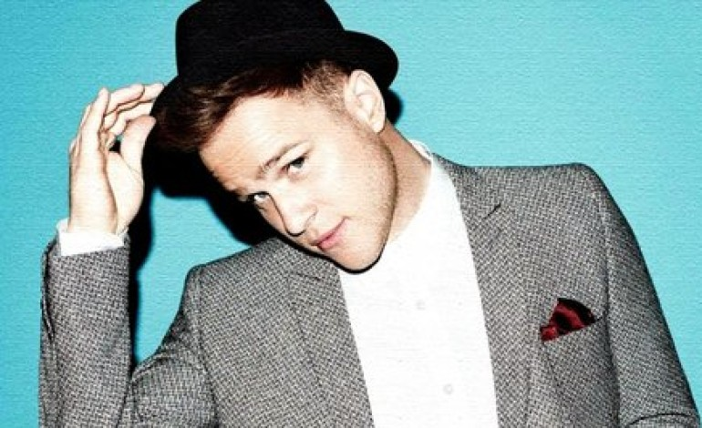 Olly Murs Heading out on a Tour of the UK in 2019