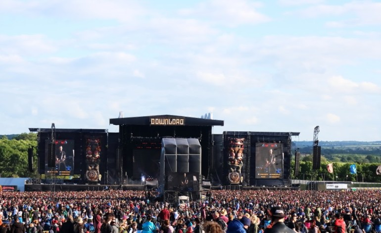 More Huge Acts Announced for Download Festival 2019
