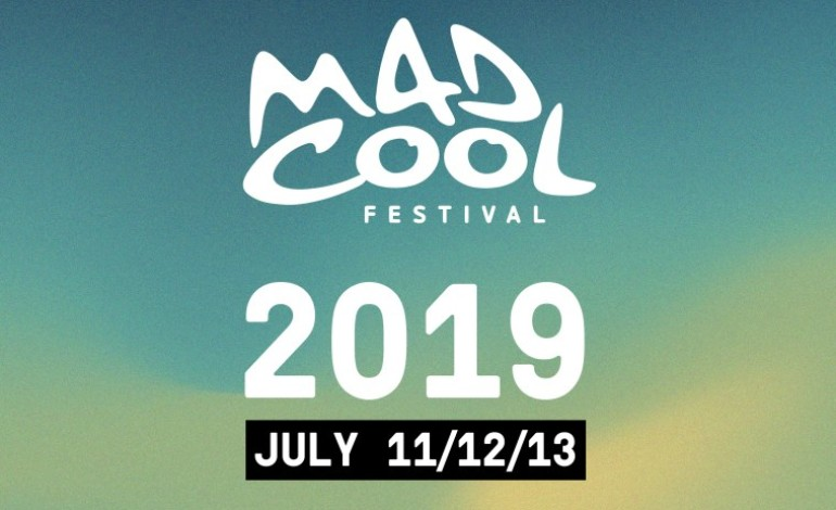 Mad Cool Festival Announces The 1975 to join The National in 2019
