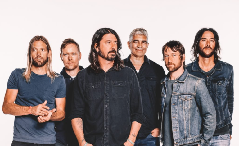 Foo Fighters to Headline Glasgow Summer Sessions 2019