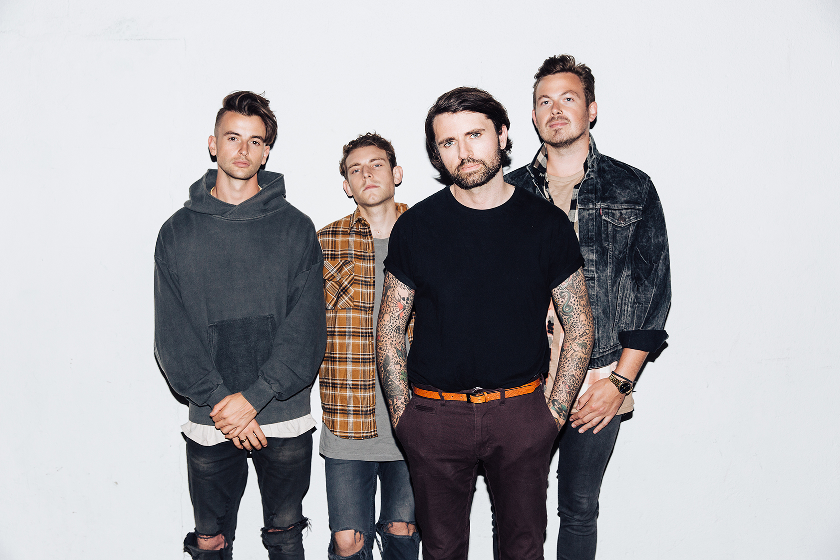 Lower Than Atlantis Announce Split and Final UK Tour in 2019