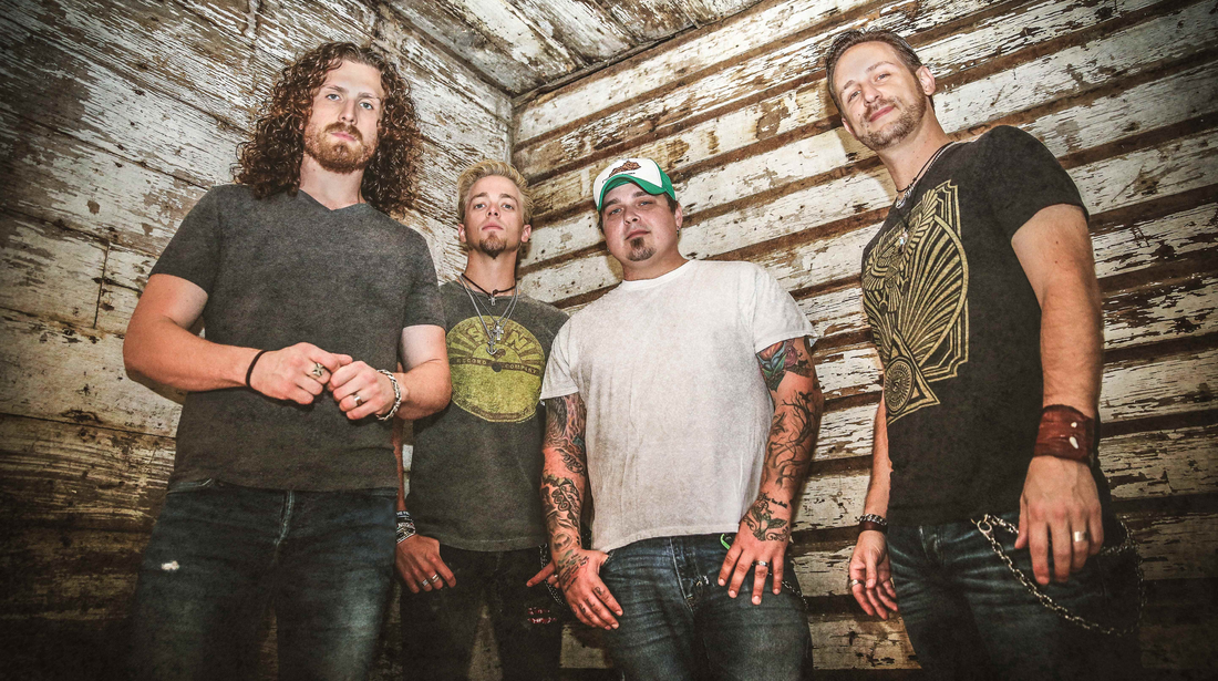 Black Stone Cherry Announce Special Wales Gig at Caerphilly Castle
