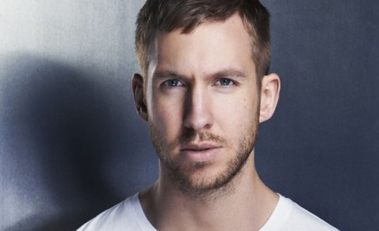 Calvin Harris Among Artists Announced to be Performing at