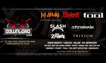 Download Festival Confirms Another 43 Acts to Already Monster Line-up