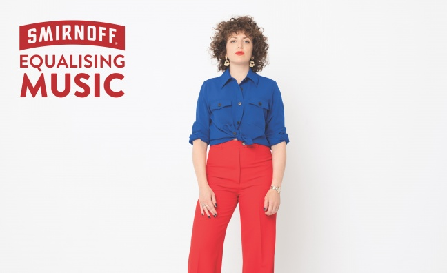 Annie Mac Announced as Spearhead of Equalising Music Campaign