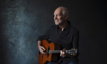 Peter Frampton Diagnosed with a Degenerative Muscle Disease; Announces Farewell Tour