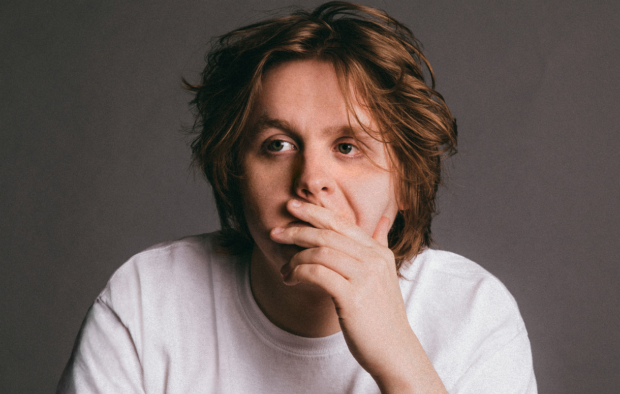 Lewis Capaldi Releases New Music Video For 'Bruises'