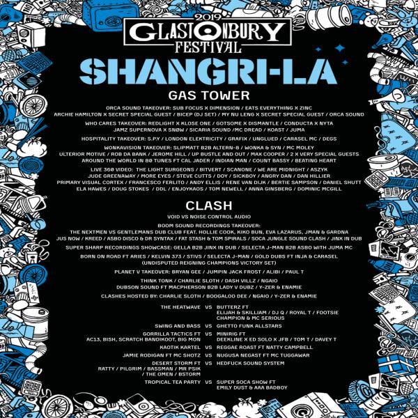 Glastonbury Shangri-La 2
