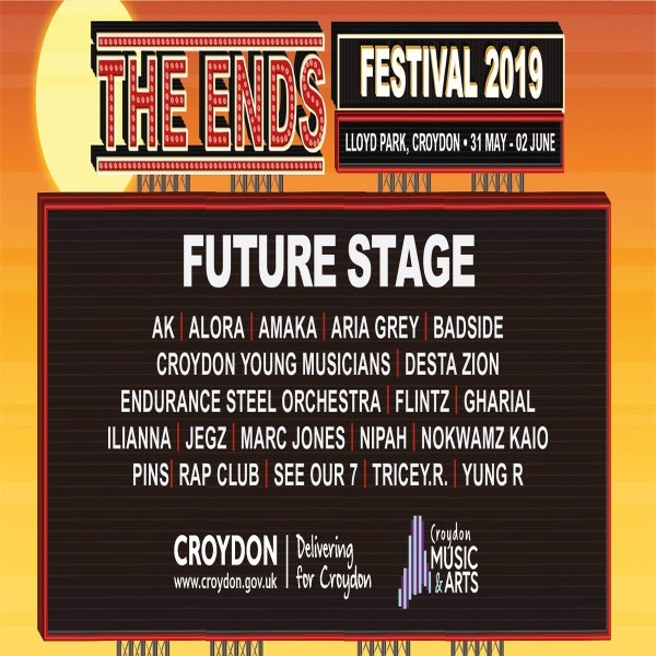 The Ends Festival Poster
