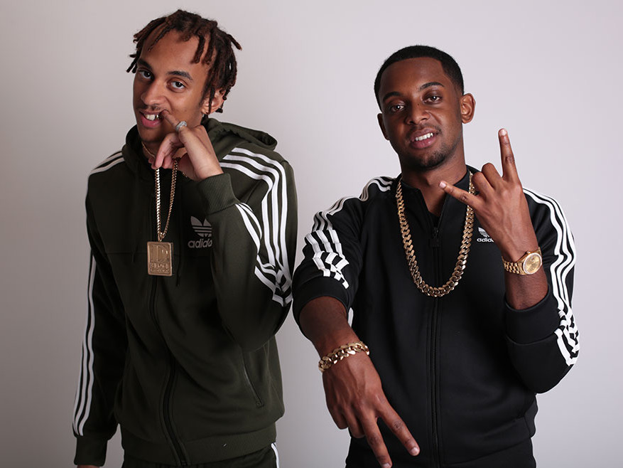 D Block Europe Link Up With Offset For Playful Visuals For The Single 'Rich'