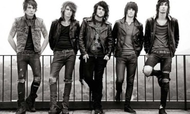 Asking Alexandria Reveal New Track 'The Violence'