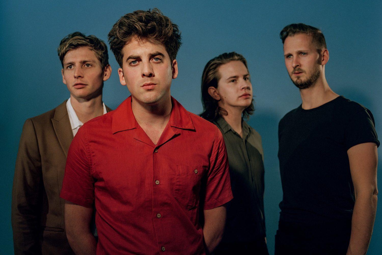 Circa Waves to Launch Double-Album 'Sad Happy' Next Year