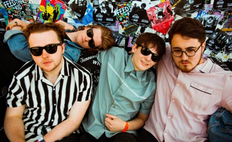 Vistas Releases New Single 'Teenage Blues', Supports Circa Waves Next Year