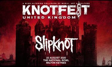Slipknot Cancel All 2020 Tour Dates Including Knotfest UK