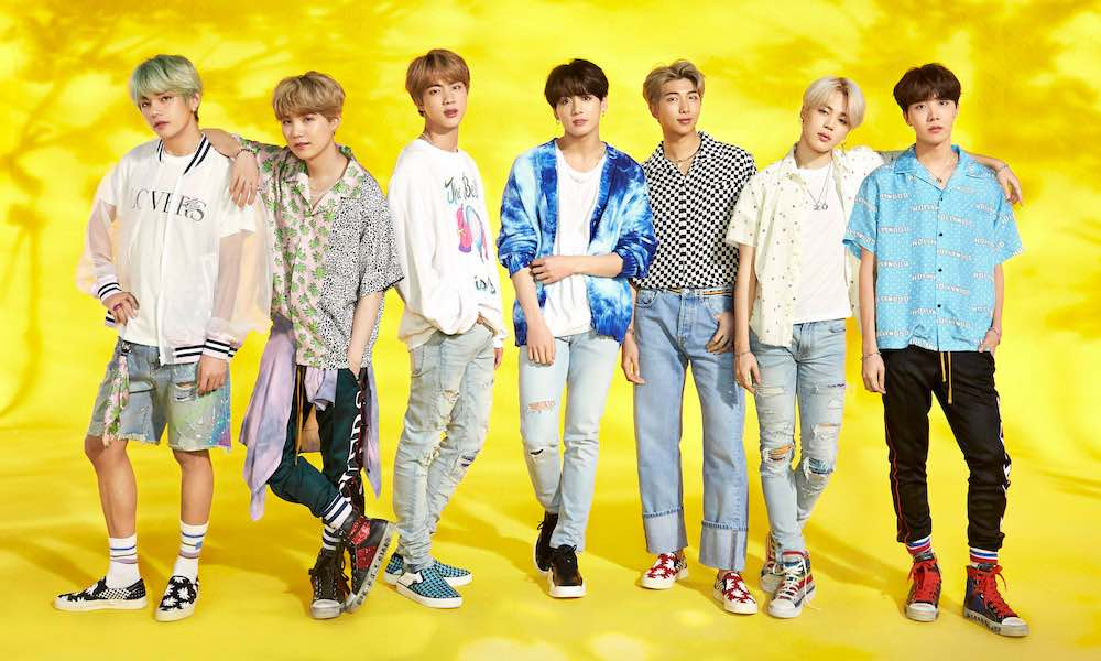 BTS to Play Two Huge Shows in London in July