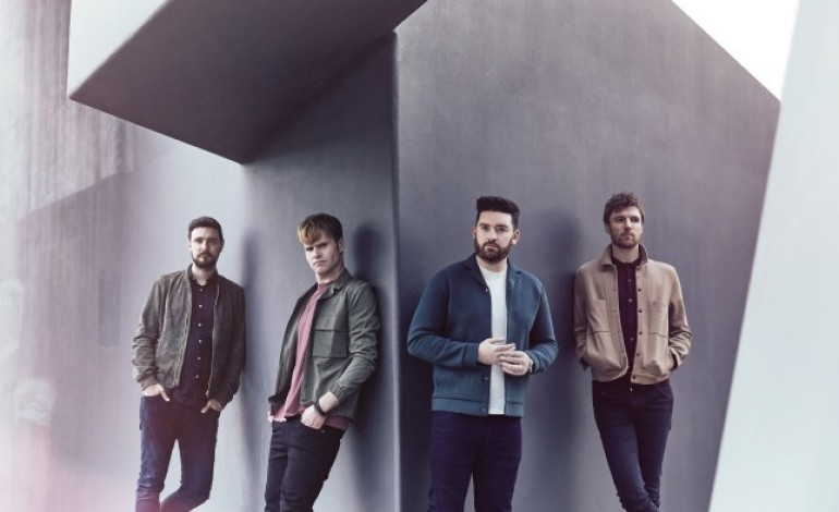 "Kodaline to Release New Single ""Wherever You Are"""