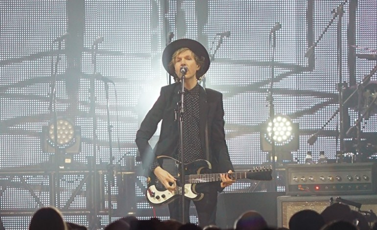 Beck Cancels UK and European Tour With Rescheduled Dates To Come