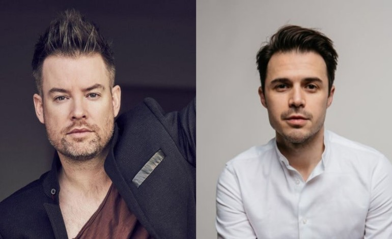 American Idol Winners David Cook and Kris Allen to Play Joint Acoustic Shows in UK This April