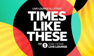 Coldplay, Dua Lipa, Rita Ora, and More Unite for Radio 1 Live Lounge Charity Single