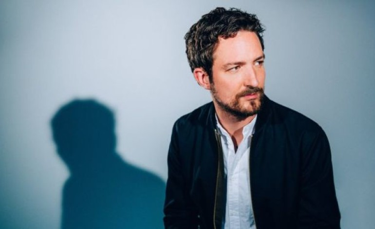 Frank Turner Played London's First Socially Distanced Indoor Gig