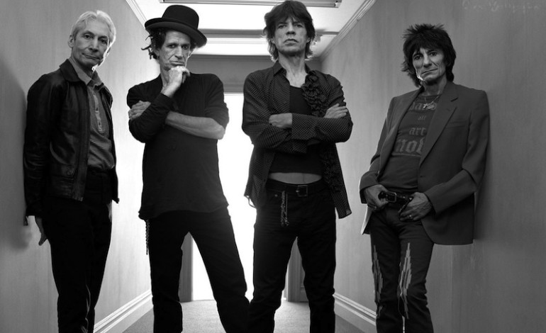 """Rolling Stones New Single """"Living In A Ghost Town"""" Released"""