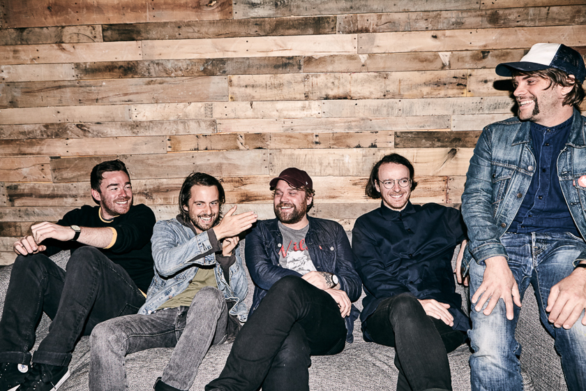 Frightened Rabbit's Grant Hutchinson Promotes Charity for Mental Health Awareness