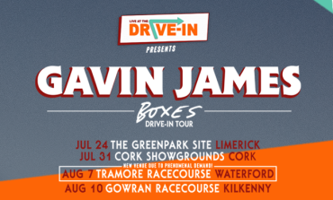 Ireland to Hold First Drive-In Tour With Headliner Gavin James