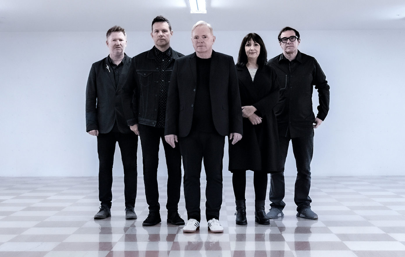 New Order Announce They Will Live-Stream Upcoming London 02 Gig