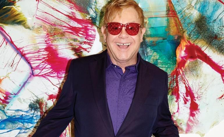 Elton John Praises Young Pop Artists in a Celebration of 300th Episode of Rocket Hour