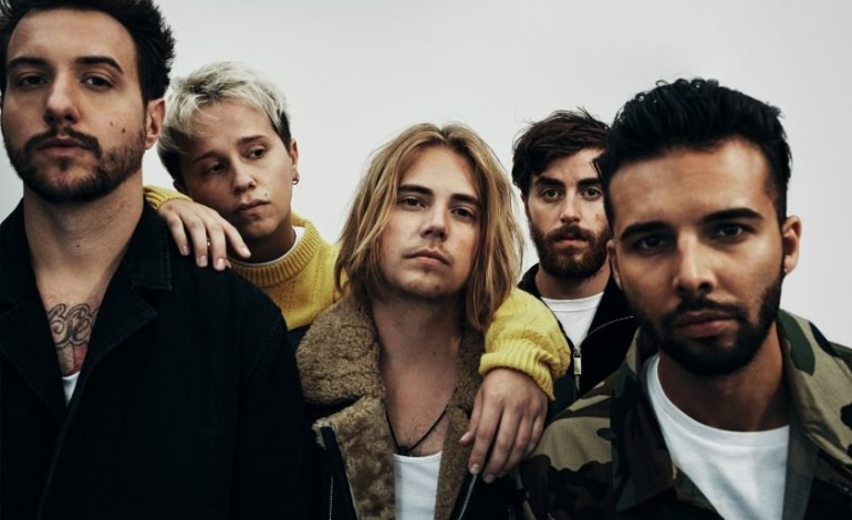 Nothing But Thieves Reveal Tracklist for Upcoming Album 'Moral Panic'