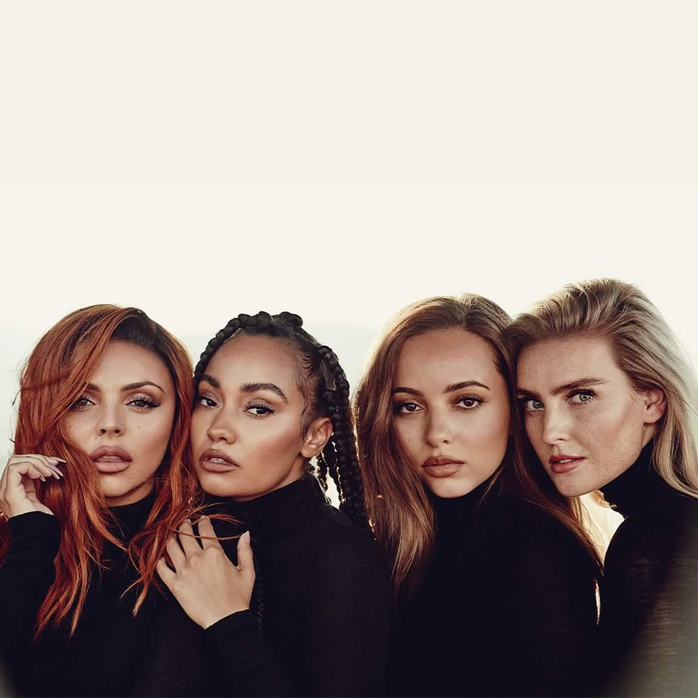 Little Mix Drop Brand New Summer Single, 'Holiday'