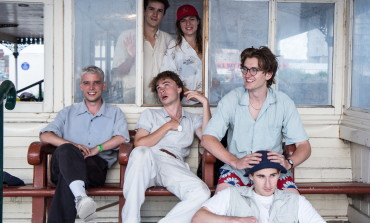 Sports Team Share New Video for 'Stations of the Cross', Recorded at The Oval