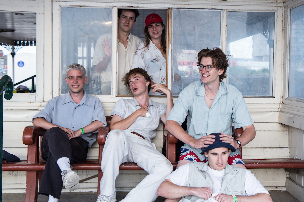 Sports Team Share New Single, Happy (God's Own Country)