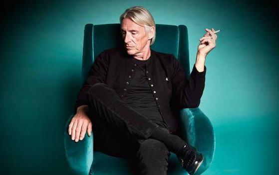 Paul Weller Drops New Album 'Fat Pop'