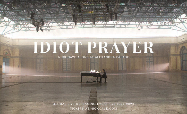 Nick Cave Releases New 'Idiot Prayer' Concert Film Teaser