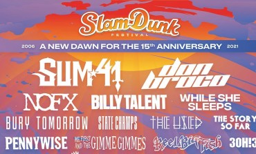 Final Line-up for Slam Dunk 2021 Confirmed
