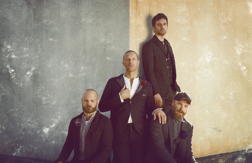 Coldplay to Power Their World Tour With Recycled BMW i3 Batteries