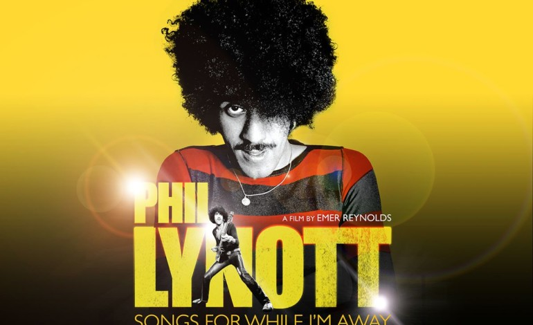 Trailer Released for Upcoming Documentary on the Life of Thin Lizzy's Phil Lynott