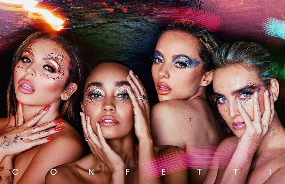 Little Mix Reveal Sixth Studio Album 'Confetti', Due For Release in November