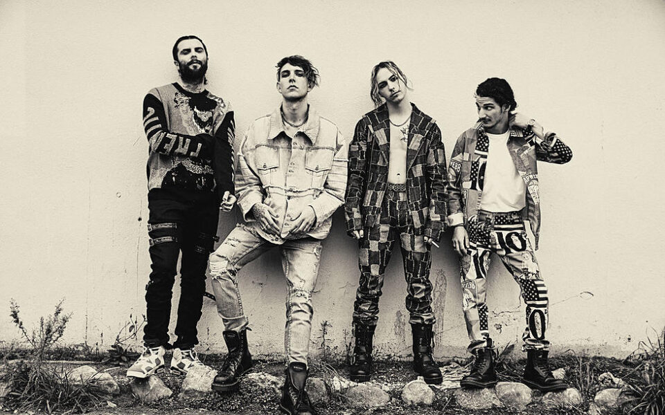 The Hunna Release New Single 'Young & Faded'