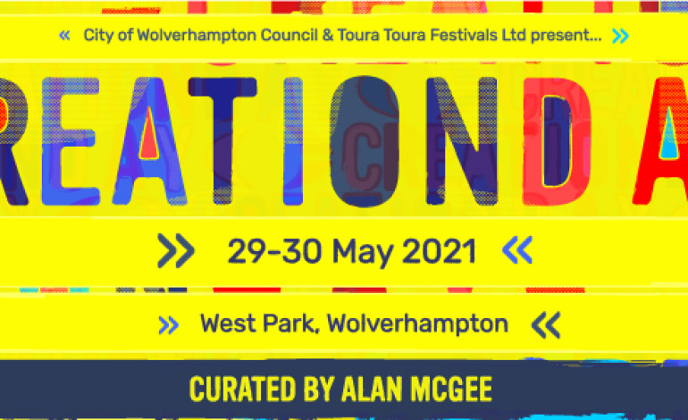 Line-Up For Inaugural Creation Day Festival Announced