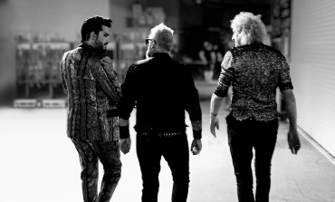 Queen and Adam Lambert Claim Number 1 UK Album Spot with 'Live Around the World'