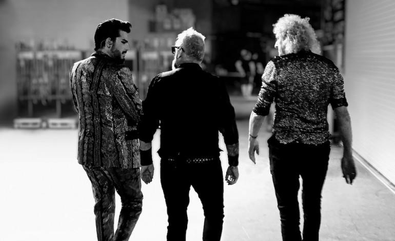Queen and Adam Lambert Claim Number 1 UK Album Spot with 'Live Around the World'